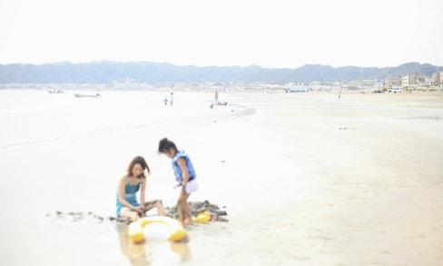 Find Serenity on Zaimokuza Beach