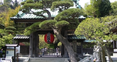 Hase-dera, the Flower Temple