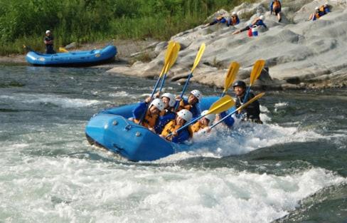 Rafting Adventure for Beginners in Nagatoro