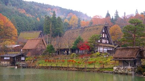 Top 4 Fall Foliage Spots around Takayama