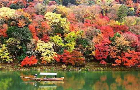 The 15 Top Fall Color Spots in Kyoto