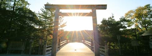 智游人|日本神社的集大成之作,三重县伊势神宫的净心之旅