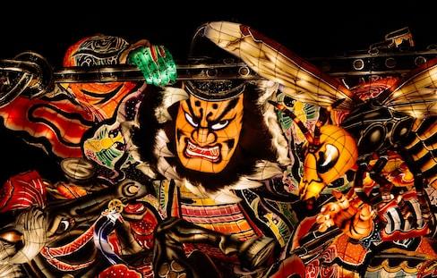 토호쿠의 여름 3대 축제