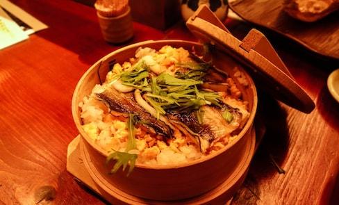 อาหารน่าลองของเมืองไอสึวาคามัทสึ