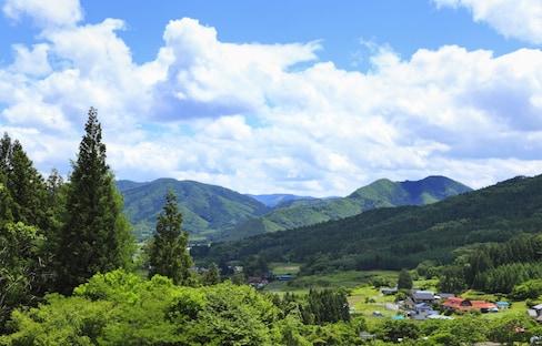 还相信童话吗?日本东北地区最美丽的五个小村庄