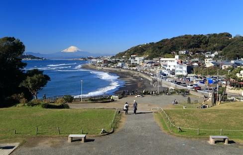 Enoshima: The Perfect Beach Escape from Tokyo
