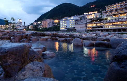 Top 5 Onsen in Gifu