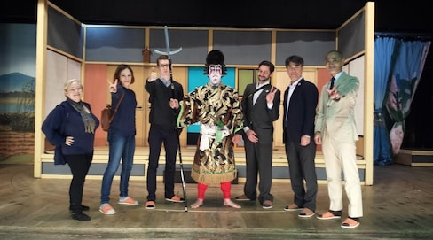 'Jikabuki': Local Kabuki in Gifu Prefecture