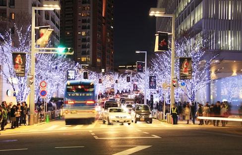 도쿄의 짜릿한 러브러브 데이트 스폿 4