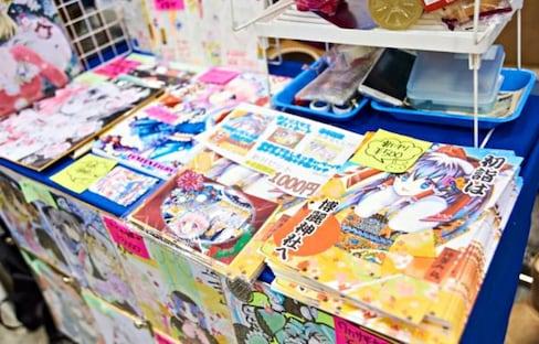 Comiket Survey Reveals Foreigners' Top Manga