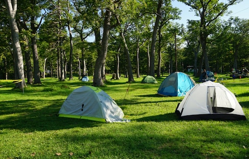 在日本參加淡季露營的5大理由