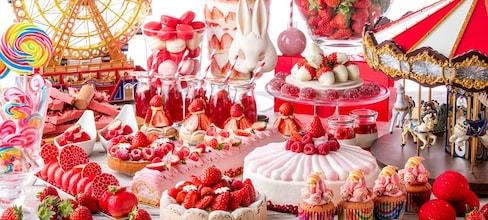 Strawberry Fair — 东京草莓春日甜品大作战