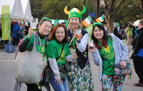 Bring Your Lucky Charms to Yoyogi Park!