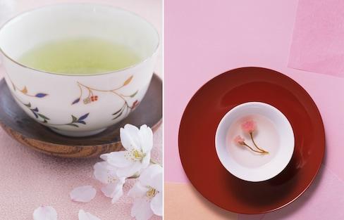 隨季節變換你的好心情,春日櫻花茶的愛之味