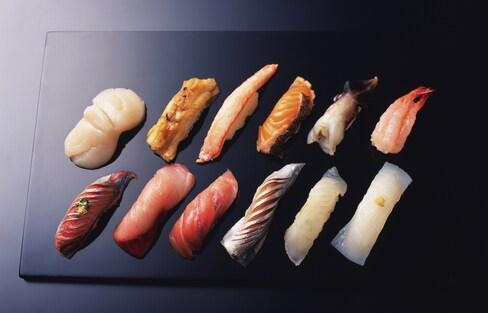 10 ซูชิยอดนิยม สำหรับมือใหม่หัดกิน