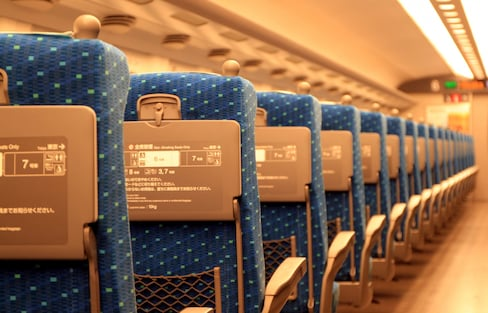 Get the Best Seats on the Shinkansen