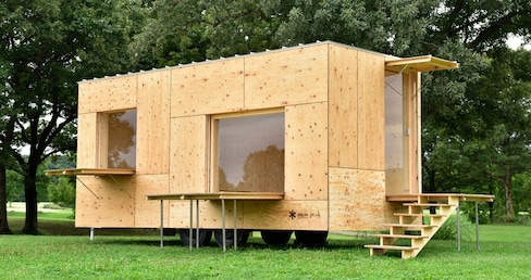 Get Back to Nature in Your Own Kengo Kuma Home