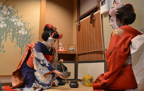 Dress Up As a Samurai or Geisha in Kyoto