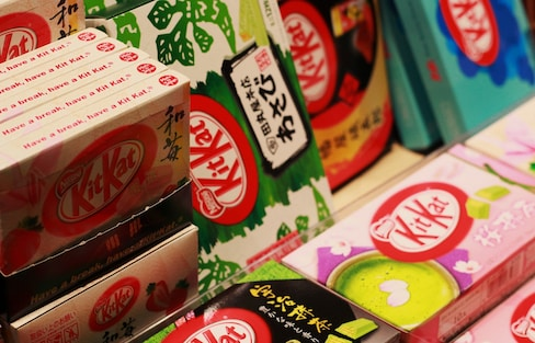 10 Very Unique, Very Japanese Kit Kat Flavors
