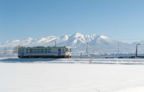 From Kansai to Hokkaido on Public Transport