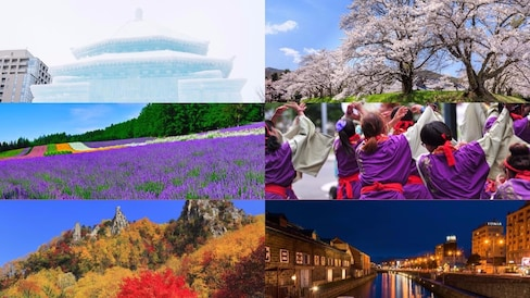 12 Great Ways to Spend the Year in Hokkaido