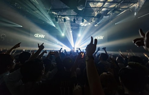 The 4 Greatest Nightclubs in Tokyo, Japan