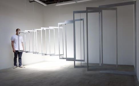 Takeshi Miyakawa's Solo Sculpture Exhibition