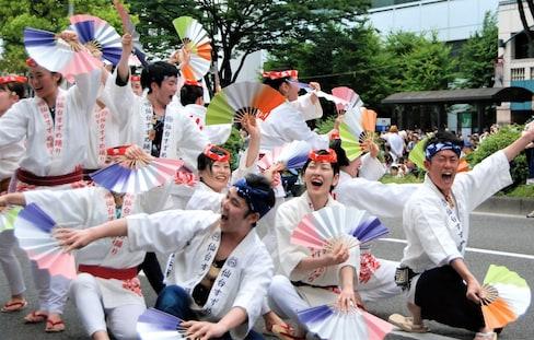 키즈나 축제: 토호쿠의 마음과 마음을 잇다