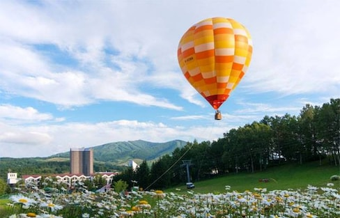 【北海道住宿推薦】與大自然環境比鄰而居的渡假村「留壽都」
