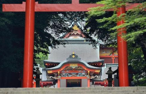 Top 20 Power Spots in Japan