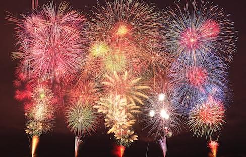 7 อันดับเทศกาลดอกไม้ไฟทั่วญี่ปุ่น