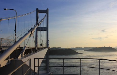 Guide to the Shimanami Kaido Cycling Route