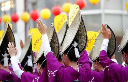 日本三大盆舞大会你是否都去过?