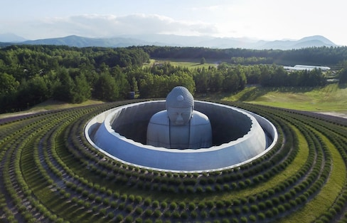 The Hill of Buddha — An Architectural Marvel