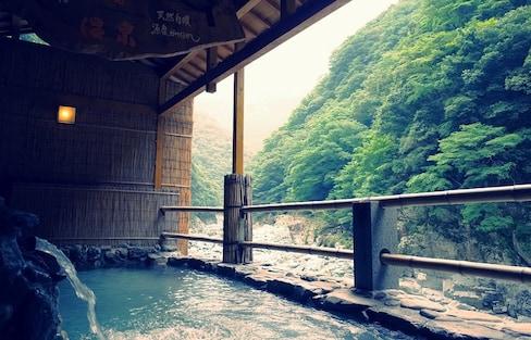 【日本自由行】跟著日本人的腳步尋湯去!適合夏日的避暑溫泉推薦