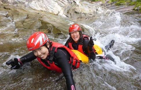 13 Places to Go Canyoning in Japan