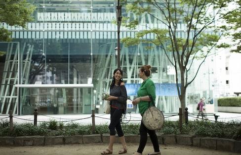 A Walk Through Sendai to Remember
