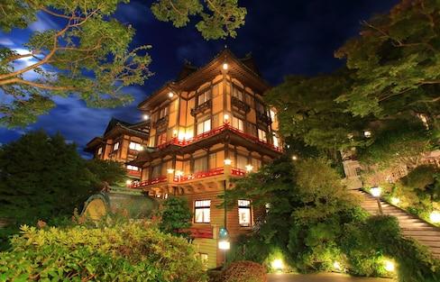 智游人|箱根住宿推荐,1万日元以内的1泊2食温泉旅馆