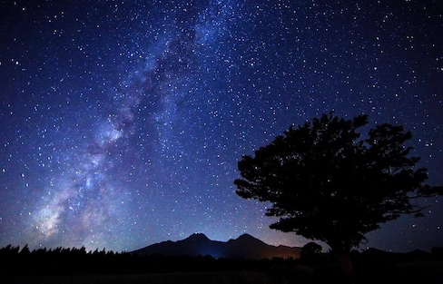 5 Cosmic Night Views in Japan's National Parks