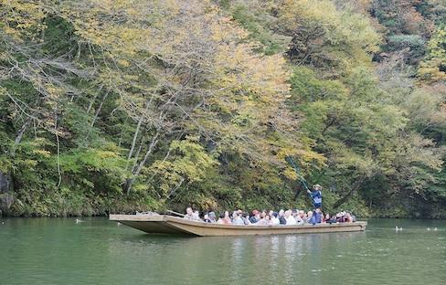 【岩手自由行】秋天行程推薦:一關酒造巡禮與必訪名勝猊鼻溪
