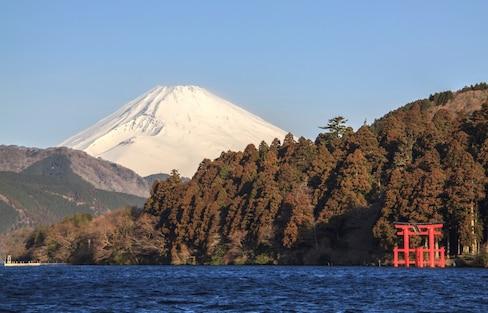 Hakone Shrine: Home of the Nine-Headed Serpent