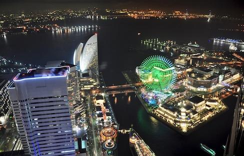 A Stay in Yokohama Landmark Tower