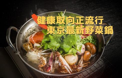 【東京美食】健康志向的蔬菜鍋特輯!東京美味鍋物10選推薦
