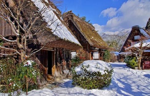 5 Great Snow Getaways from Nagoya