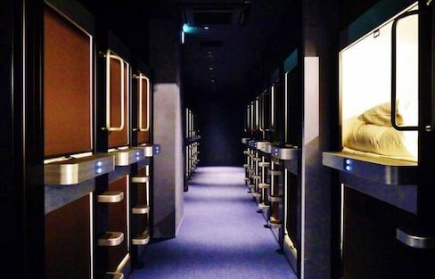 오사카 게스트하우스& 캡슐 호텔 추천 8
