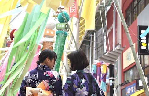 日本夏日壓軸祭典!令人驚豔的仙台七夕祭與必吃美食推薦