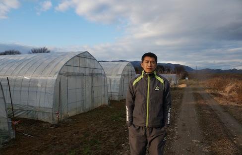 福岛蔬菜安全吗?中国人农户这么说