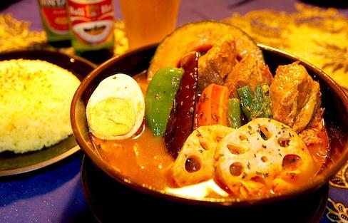 吃货党 | 北海道美食!札幌9间魔法美食汤咖喱推荐