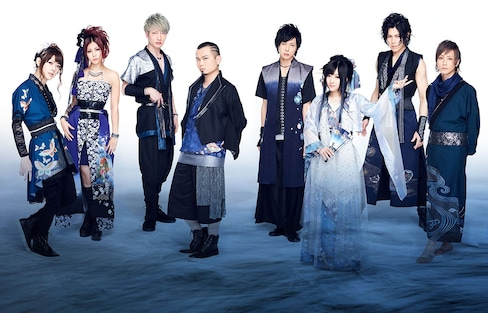 An Interview with Wagakki Band