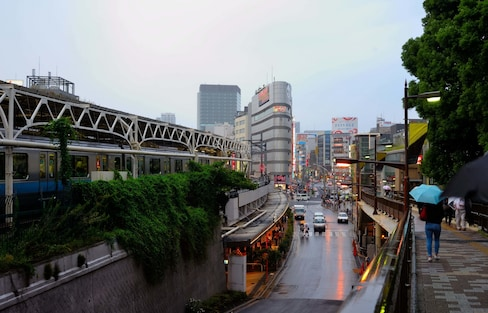 10 Ways to Enjoy a Rainy Day in Japan